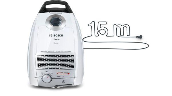 Bagged vacuum cleaner Free'e Vit BSGL5335 BSGL5335-7