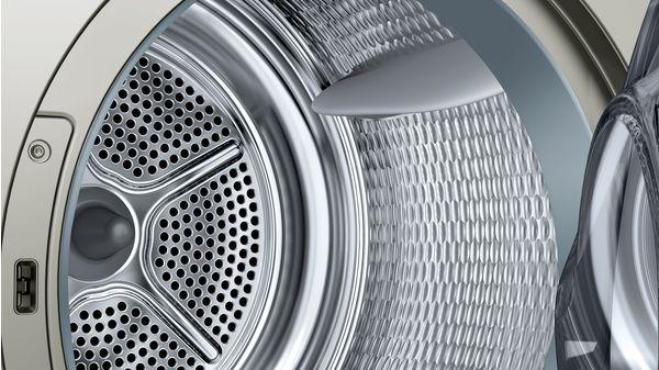 Serie | 4 Condenser Tumble Dryer 8 kg Inox-easyclean WTM8326SZA WTM8326SZA-5
