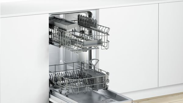 Serie | 2 Fully-integrated dishwasher 45 cm SPV25CX00G SPV25CX00G-3