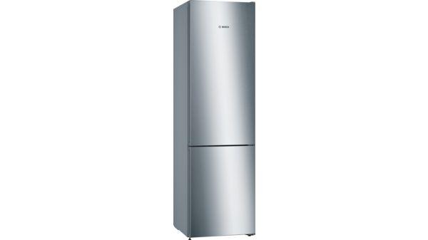 Bosch Kühlschrank Kgn39vi45 : Nofrost kühl gefrier kombination türen edelstahl mit anti