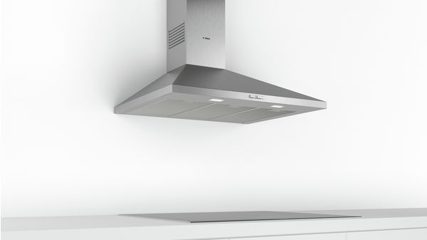 Serie   2 Wall-mounted cooker hood 90 cm Stainless steel DWP96BC50B DWP96BC50B-4