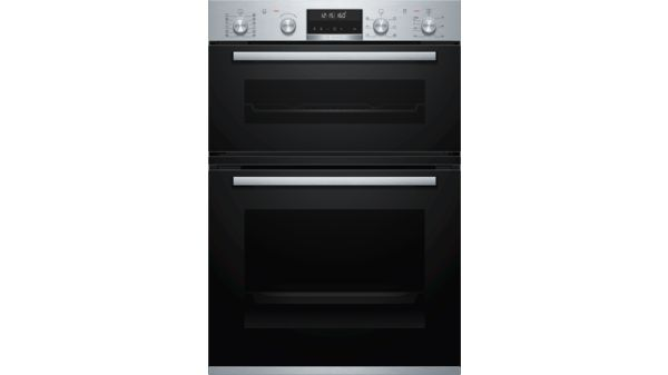 Serie | 6 Built-in double oven Stainless steel MBA5785S0B MBA5785S0B-1