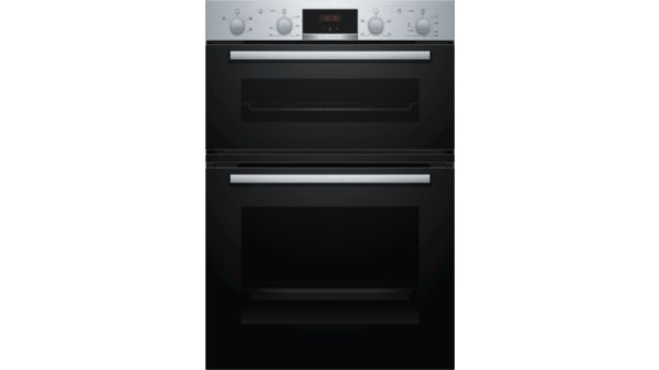 Serie | 2 Built-in double oven Stainless steel MHA133BR0B MHA133BR0B-1