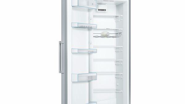 Serie | 4 Türen Edelstahl Optik Stand Kühlautomat KSV36VL3P 4