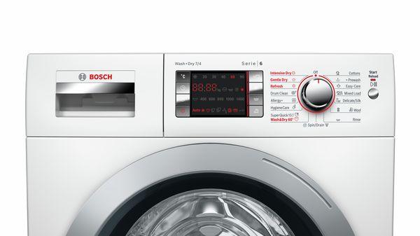 Serie | 6 Washer dryer 7/4 kg 1400 rpm WVH28424GB WVH28424GB-3