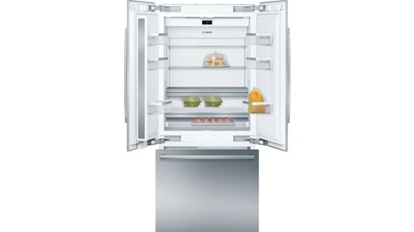 Bosch B36bt930ns Built In Bottom Freezer Refrigerator