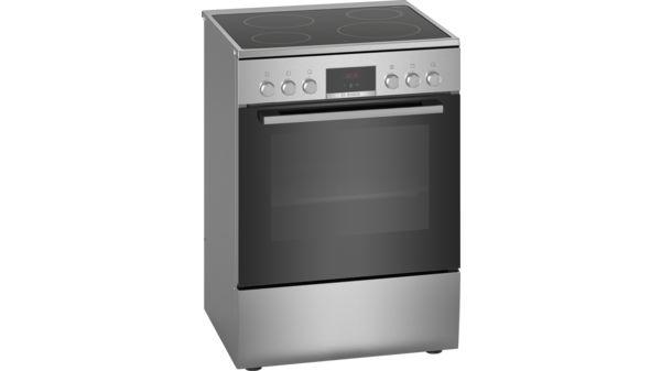 BOSCH HKR390050 Ελεύθερη κουζίνα με ηλεκτρικές εστίες
