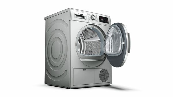 Serie | 4 Condenser Tumble Dryer 8 kg Inox-easyclean WTM8326SZA WTM8326SZA-7