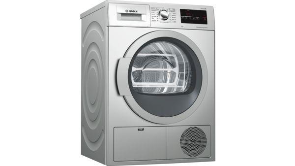 Serie | 4 Condenser Tumble Dryer 8 kg Inox-easyclean WTM8326SZA WTM8326SZA-1