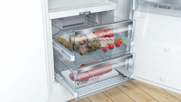 Bosch Kühlschrank Gebraucht : Einbau kühlschrank flachscharnier profi türdämpfung einfacher