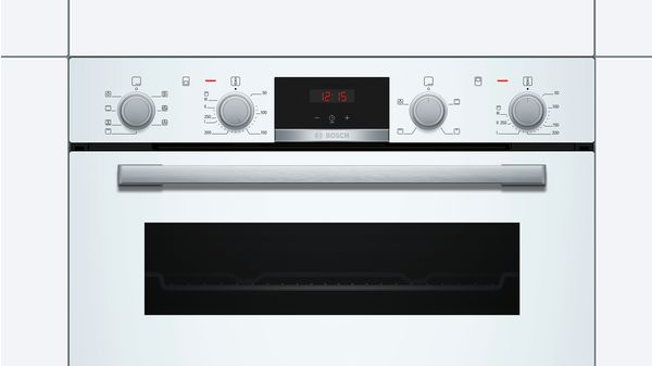 Serie | 4 Built-in double oven White MBS533BW0B MBS533BW0B-3
