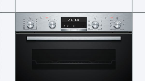 Serie | 6 Built-in double oven Stainless steel MBA5785S0B MBA5785S0B-4