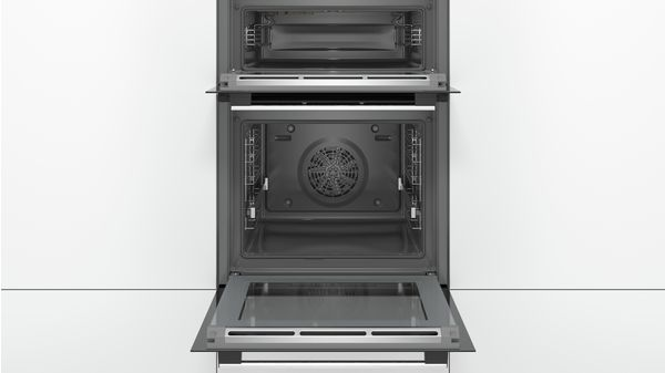 Serie | 6 Built-in double oven Stainless steel MBA5785S0B MBA5785S0B-2