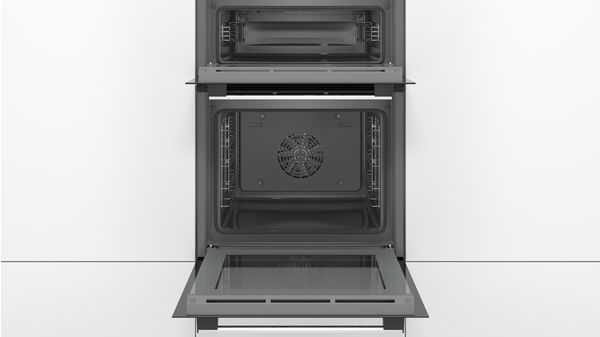 Serie | 2 Built-in double oven Stainless steel MHA133BR0B MHA133BR0B-4