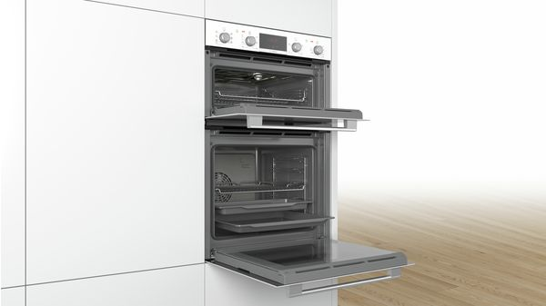 Serie | 4 Built-in double oven White MBS533BW0B MBS533BW0B-2