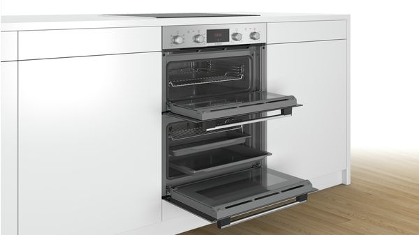 Serie | 4 Double compact oven