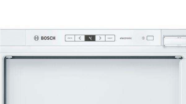 Bosch Kühlschrank Doppelt : Einbau kühlschrank flachscharnier serie 6 kil82af30 bosch