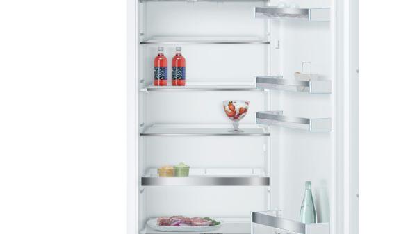Bosch Kühlschrank Doppelt : Smartcool einbau kühlschrank flachscharnier serie 6 kil52af30