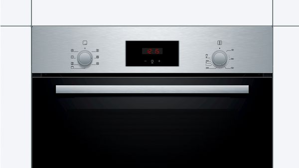 Serie | 2 Built-in oven Stainless steel HBF113BR0B HBF113BR0B-2