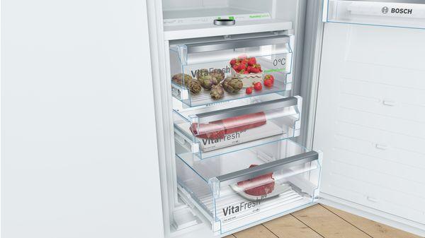 Serie | 8 Built-in fridge with freezer section 177.5 x 56 cm KIF82PF30 KIF82PF30-2