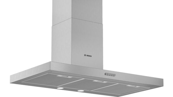 Serie | 2 wall-mounted cooker hood 90 cm Stainless Steel DWB95BC50I DWB95BC50I-1