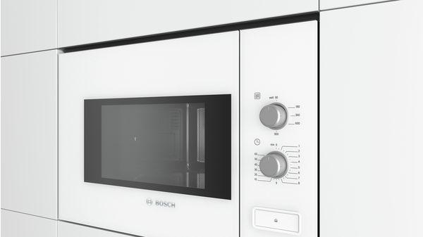c37b915aa1a Serie | 4 Zabudovateľná mikrovlnná rúra biela BFL550MW0