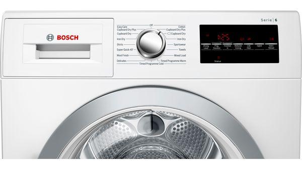 Serie | 6 Heat pump tumble dryer 8 kg WTR88T81GB WTR88T81GB-5
