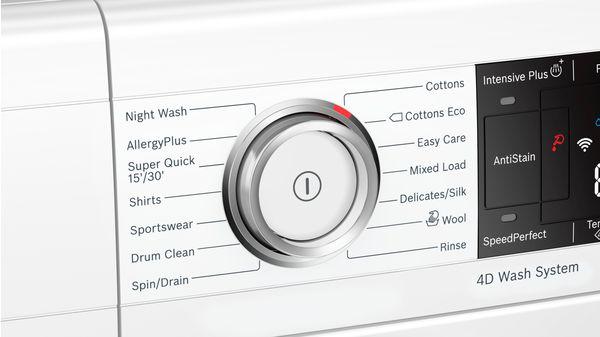 Serie | 8 Washing machine, front loader 9 kg 1400 rpm WAV28MH9GB WAV28MH9GB-5