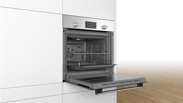 Serie | 2 Built-in oven Stainless steel HBF113BR0B HBF113BR0B-3