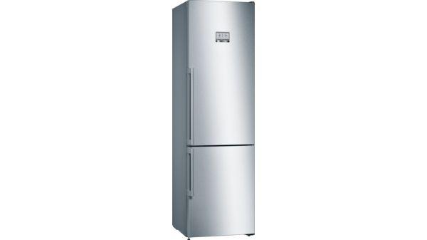 Bosch Kühlschrank Ventilator Reinigen : Nofrost kühl gefrier kombination türen edelstahl mit anti