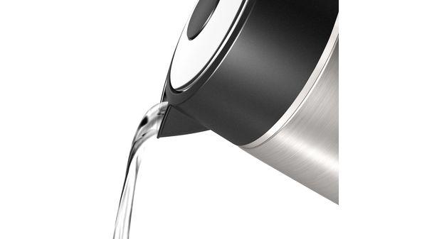 DesignLine Boiler 1.7 l Stainless steel TWK5P480 TWK5P480-10