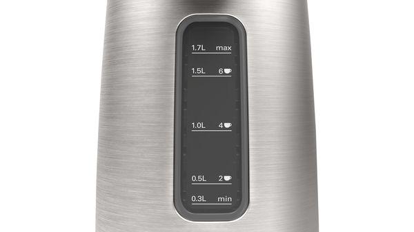 DesignLine Boiler 1.7 l Stainless steel TWK5P480 TWK5P480-4