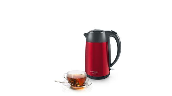 DesignLine Boiler 1.7 l Red TWK3P424 TWK3P424-9