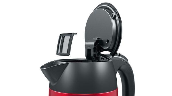 DesignLine Boiler 1.7 l Red TWK3P424 TWK3P424-6