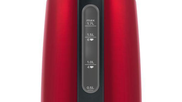 DesignLine Boiler 1.7 l Red TWK3P424 TWK3P424-7