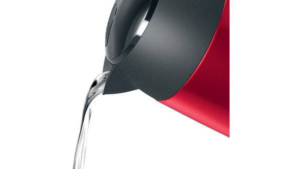 DesignLine Boiler 1.7 l Red TWK3P424 TWK3P424-2