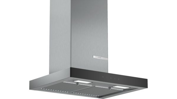 Serie   4 wall-mounted cooker hood 60 cm Stainless Steel DWB068G50I DWB068G50I-1