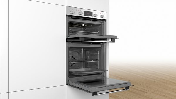 Serie | 2 Built-in double oven Stainless steel MHA133BR0B MHA133BR0B-3