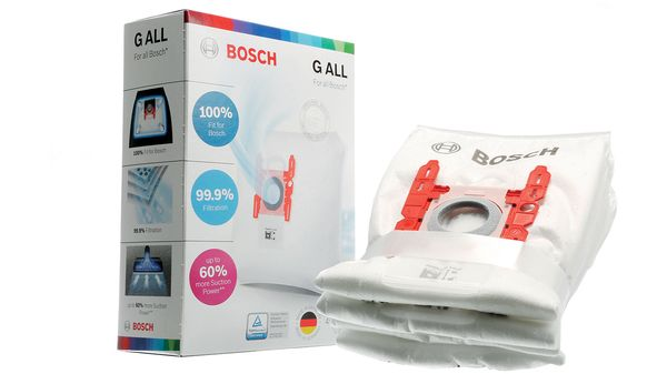 BOSCH Compatible DUST BAGS TYPE G TYP G BAG262 BBS SERIES Cloth Type
