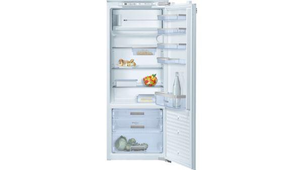 Bosch Kühlschrank Wasserfilter Wechseln : Kif a einbau kühlschrank vitafresh flachscharnier mit