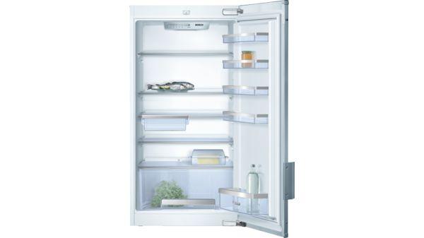 Kühlschrank Integrierbar : Kühlschrank integrierbar flachscharnier mit dekortüre serie 4