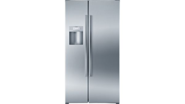36 Counter Depth Side By Side Refrigerator 800 Series Stainless