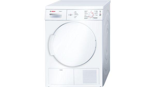 Serie   4 Condenser tumble dryer 7 kg WTE84105GB WTE84105GB-1
