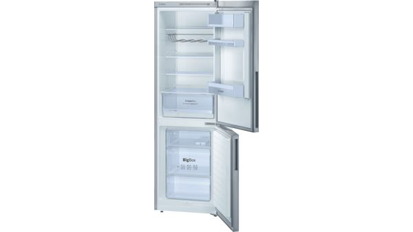 Bosch Kühlschrank Filter Wechseln : Türen edelstahl optik kühl gefrier kombination ser4 serie 4