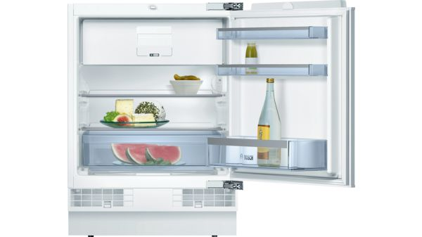 Wunderbar Serie | 6 Unterbau Kühlschrank Flachscharnier, Profi Türdämpfung KUL15A65 1