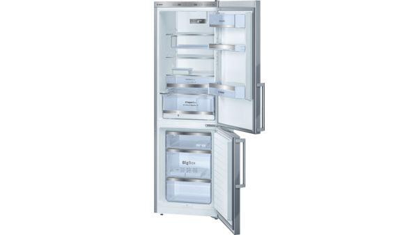 Bosch Kühlschrank Urlaubsschaltung : Kühl gefrier kombination kge ai bosch